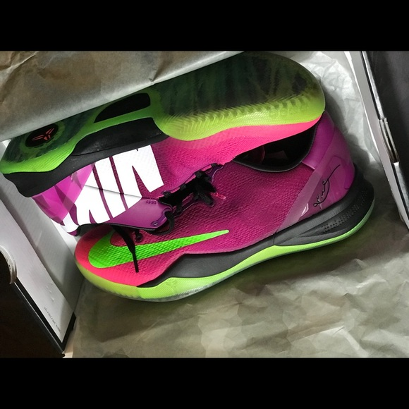 d1442a97b30d RARE Kobe 8 Mambacurial Basketball Shoes Size 10. NWT. Nike